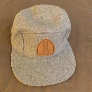 Napa, CA Brewery Wool 5-panel Hat